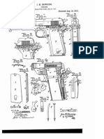 US Patent 1070582 - Improvements to Colt 1911