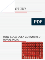 Case-study of Coca Cola