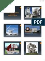 Exercicio Categorias Da Forma Arquitetonica