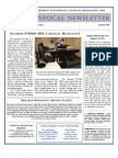 Fall 08 MC Newsletter Research Microscopy & Histology Core