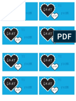 Okay TFIOS Valentines