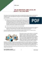 02 Como Montar Un Servidor LAMP en Ubuntu y Linux Mint