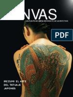 Canvas (Tattoo Magazine)