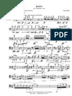 Basta (Trombon) Ejercicio Finale PDF