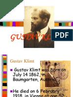 Gustav Klimt Powerpoint