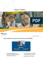Germany - Dual Training at a Glance - Federal Ministry of Ed and Res
