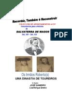 Livro Familia Roberto