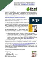 MarketlinkPH HTTP API Information Kit v3.00