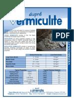 vermiculite-datasheet