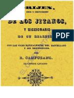 Diccionario Gitano Google Dominio Público