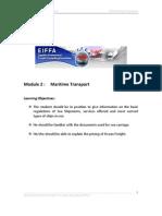 Module 2-Maritime Transport