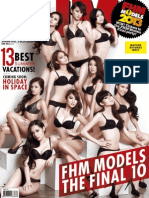 FHM - June 2013 Singapore