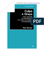Paul Tournier Culpa e Graca