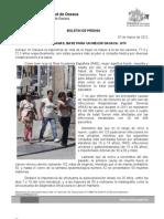 07/03/12 Germán Tenorio Vasconcelos mujeres, Base Para Un Mejor Oaxaca