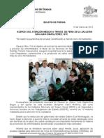 18/03/12 Germán Tenorio Vasconcelos ACERCA SSO, ATENCIÓN MÉDICA A TRAVÉS DE FERIA DE LA SALUD EN SAN JUAN CHAPULT_0