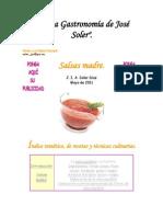 Tipos de Salsas 2