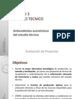 07 Antecedentes Economicos Estudio Tecnico