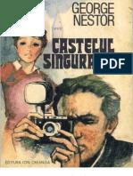 Nestor George – Castelul singuratic - scan control