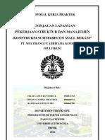 Proposal Kerja Praktek Smb