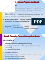 Aula 1 - Processo Poupança-Investimento