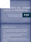 Dimensiones Del Hombre Social e Individual