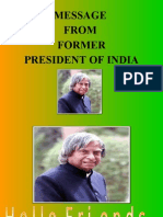 EVERY INDIAN MUST READ - Dr APJ Abdul Kalaam