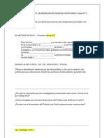 Clase 9 - LA RESTAURACIÓN Y LA APARICION DE NUEVAS ESCRITURAS