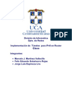 Manual Tuneling UCA
