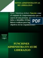 2. Funciones administrativas