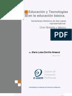 1- Medios y Educacion - Semblanza Historica