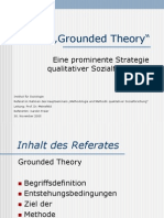 Grounded TheoryIII