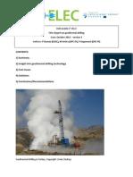 D 3.3 GEOELEC Report Drilling