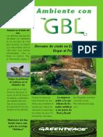Ambiente con GBL