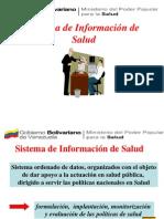 Sistema Informacion Salud Primera Parte