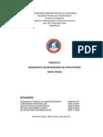 Proyecto Dnc Hotel Peten
