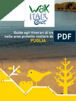 Guida agli itinerari di trekking nelle aree protette costiere della Regione PUGLIA