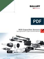 Sensores Capacitivos - Introdução