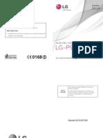 Manual LG Optimus p970