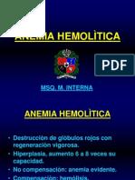 ANEMIA HEMOLÌTICA inmune