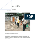 05/06/13 Ellibertadoroaxaca Apoyan Los SSO a Damnificados