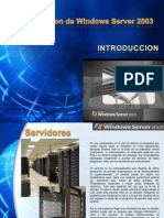 Cap.1-Administracion de Windows Server 2003