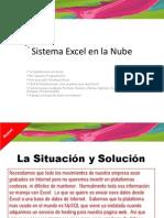 Sistema Excel en La Nube Excel y MYSQL