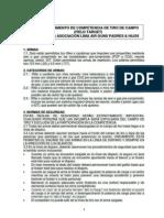 Reglamento de Competencia Tiro de Campo -Field Target- Lima Air Guns Padres & Hijos