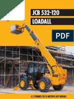 JCB532 120 Brochure