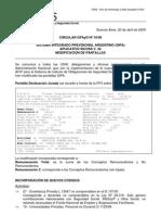 GPAyD10-09 SIPA Aplicativo SiCOSS Modifica Pantallas