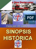 Congreso Panama Sinopsis Historica de La Iddpmi