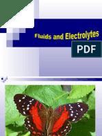 Fluids and Electrolytes-Backup