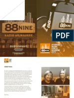 88Nine RadioMilwaukee Annual Report
