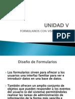 Unidad v - 1 - Formularios en VFP (2013)