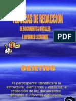 REDACCION-TECNICAS SEMINARIO